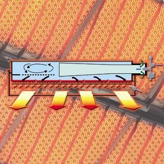 Radiant céramique SBM
