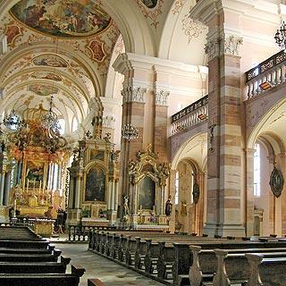 Отопление церкви обогревателями SBM